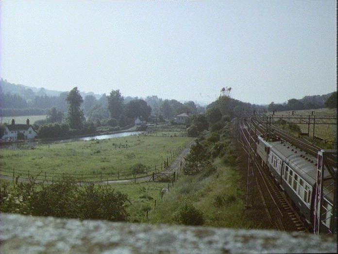 TRANSPORT IN BERKHAMSTED.-1986