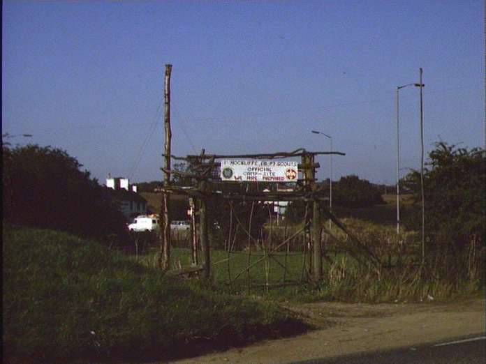 Scout Campsite Heath & Reach-1986