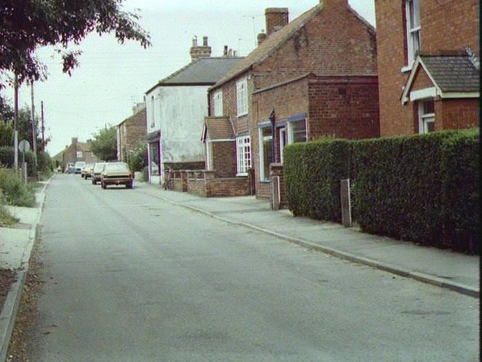 HOUSING ALONG WATER LANE.-1986