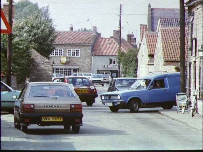 High Street, upper Waddington.-1986