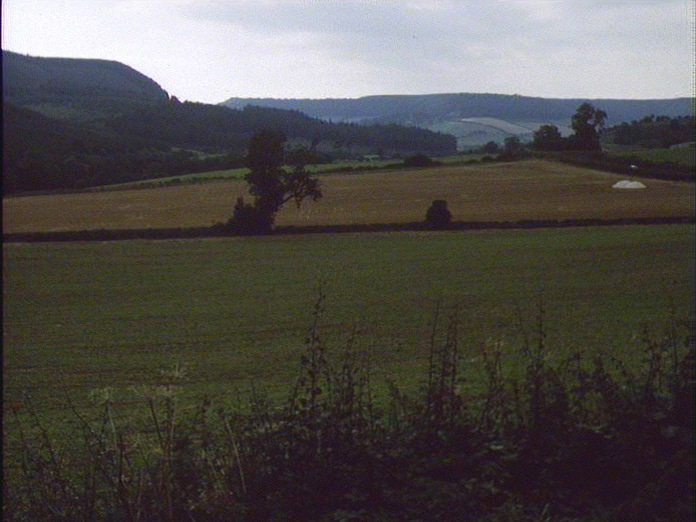 View east from Broxa Lane-1986