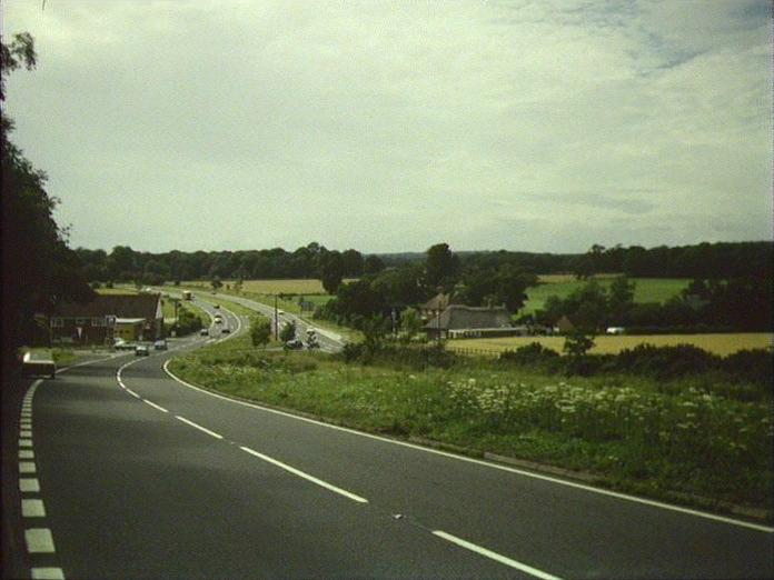 LANDSCAPE AT HAMMERPOT.-1986
