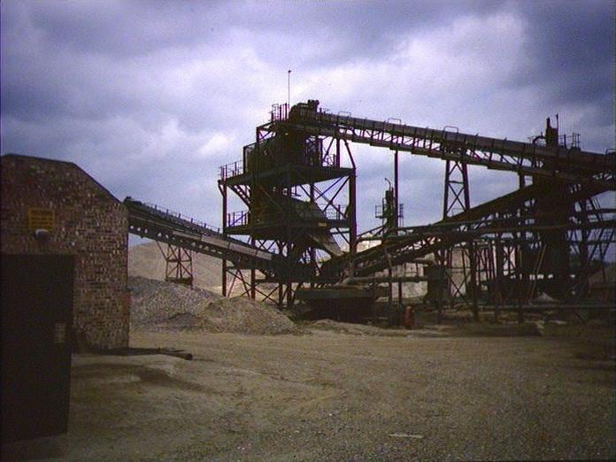 Papercourt Sand Quarry-1986