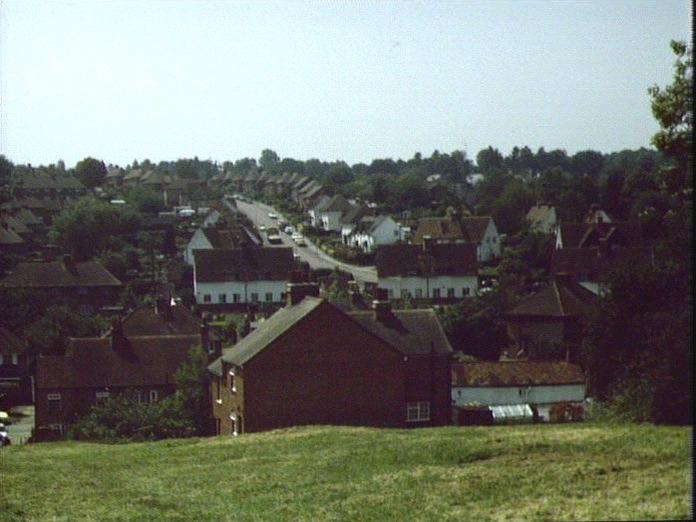 General view, Chorleywood-1986
