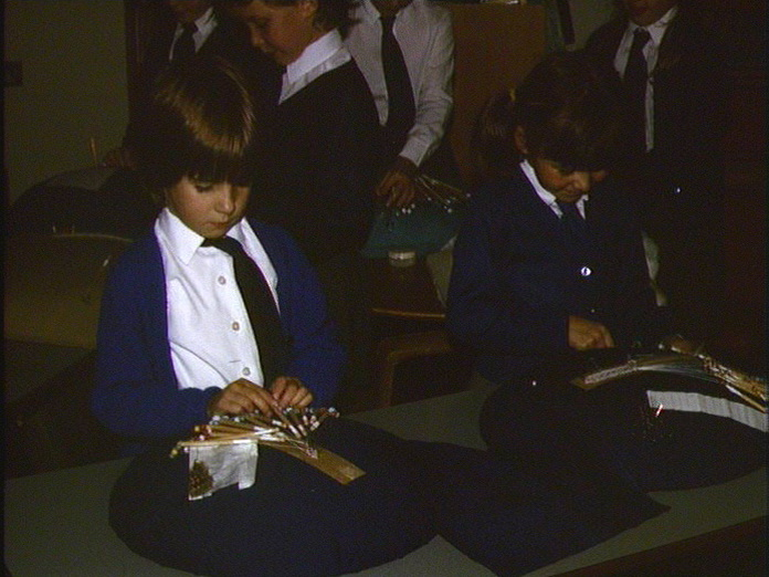 Lacemaking, Thurleigh-1986