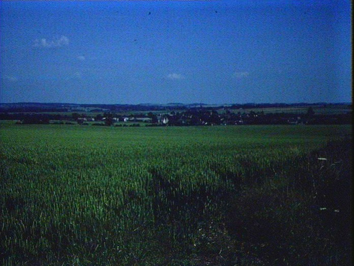 General View of Glapthorn-1986