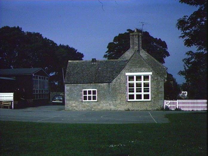 Glapthorn School-1986