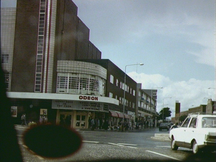 THE ODEON CINEMA,SCARBOROUGH-1986