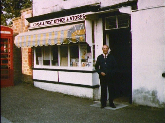 Copsale Post Office and Stores-1986