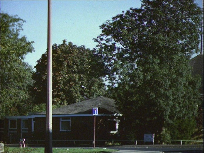 COMMUNITY CENTRE, O. COULSDON-1986