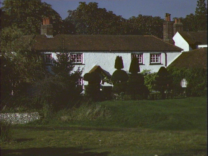 BRADMORE GREEN,OLD COULSDON.-1986