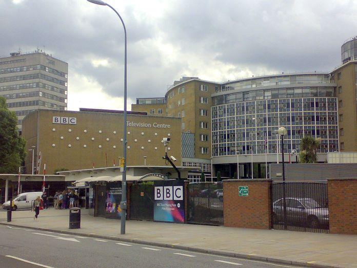 BBC Television Centre-2011