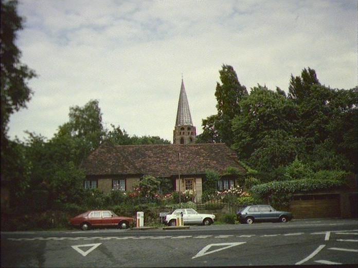 HAMPSTEAD GARDEN SUBURB-1986