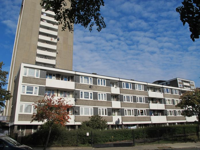 Finsbury Housing-2011