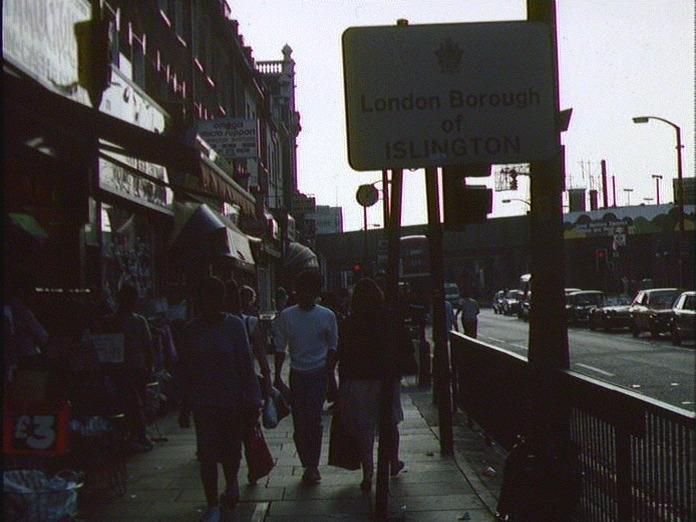 FINSBURY PARK-1986