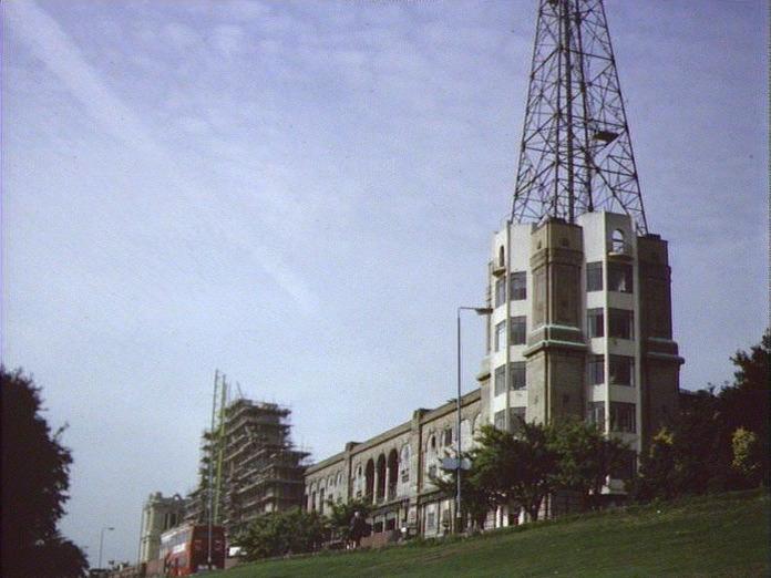 ALEXANDRA PALACE-1986