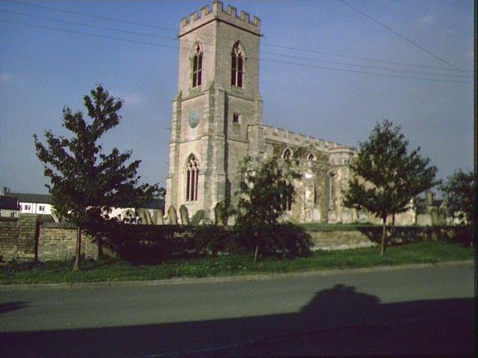 Dunton Church-1986