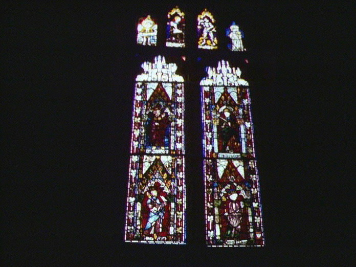 Stained window-1986