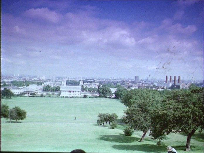 VIEW OF GREENWICH PARK-2011