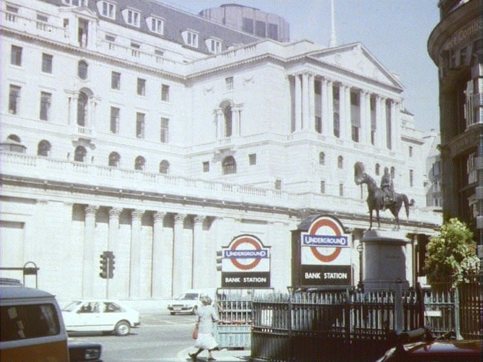 The Bank of England-1986