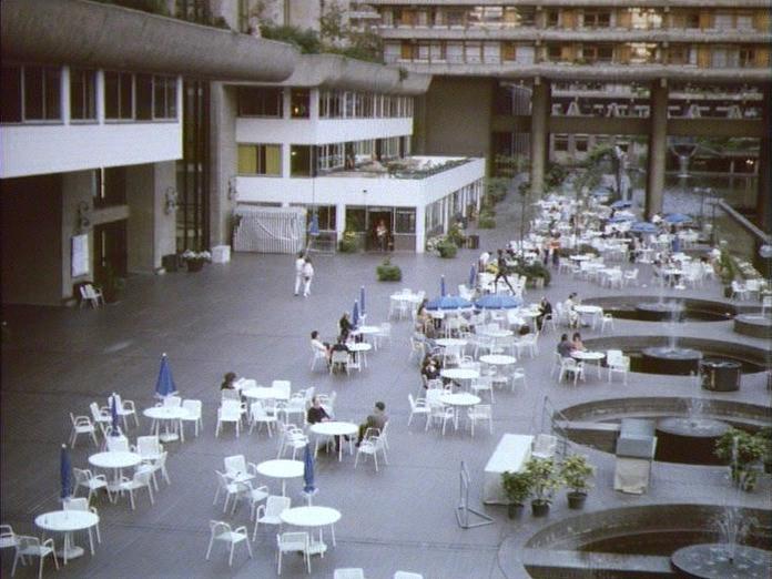 The Barbican Centre-1986