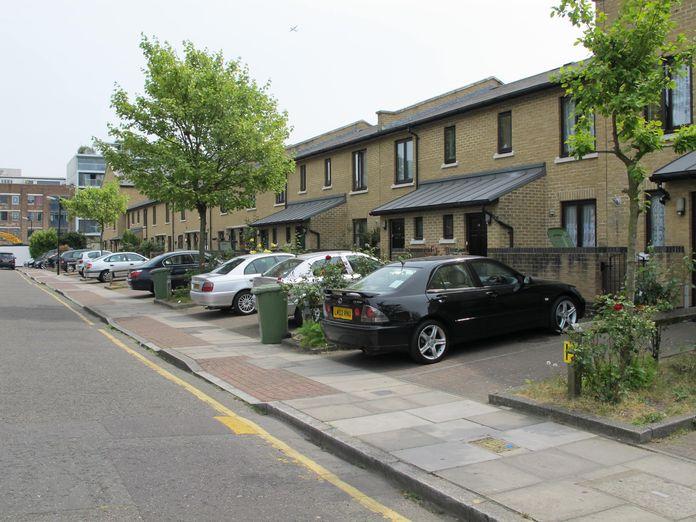 Essian Street Housing-2011