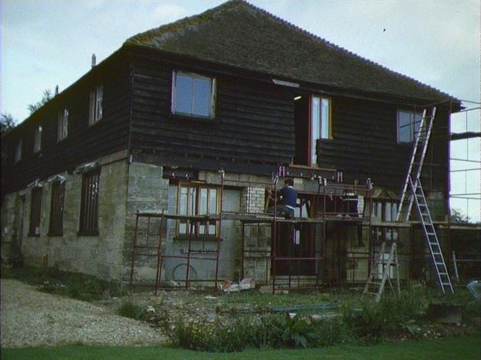 BARN CONVERSION HIGH HURSTWOOD-1986