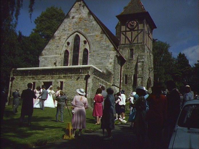 HIGH HURSTWOOD CHURCH-1986