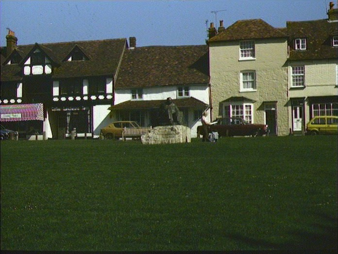The Green,Westerham-1986