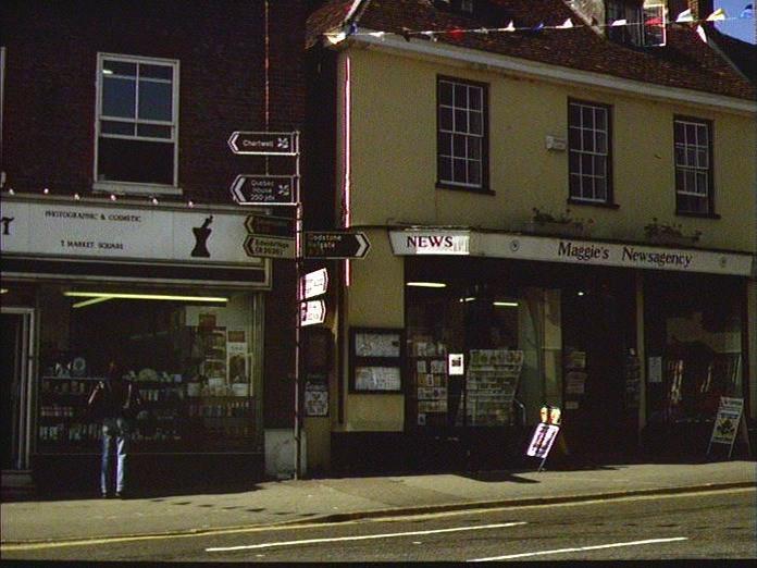 Market Square Westerham-1986