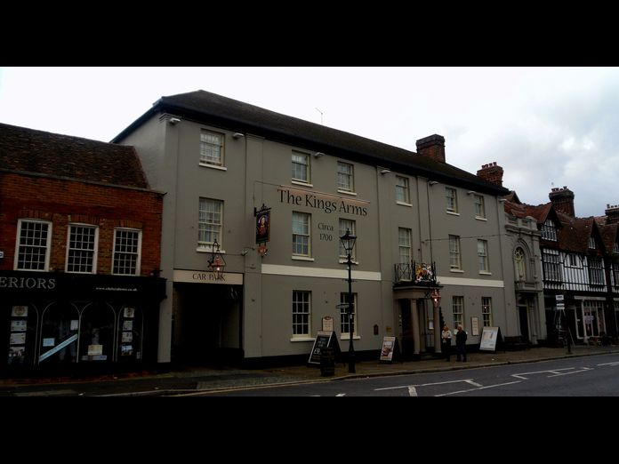 Westerham, Market Square - October 2011-2011