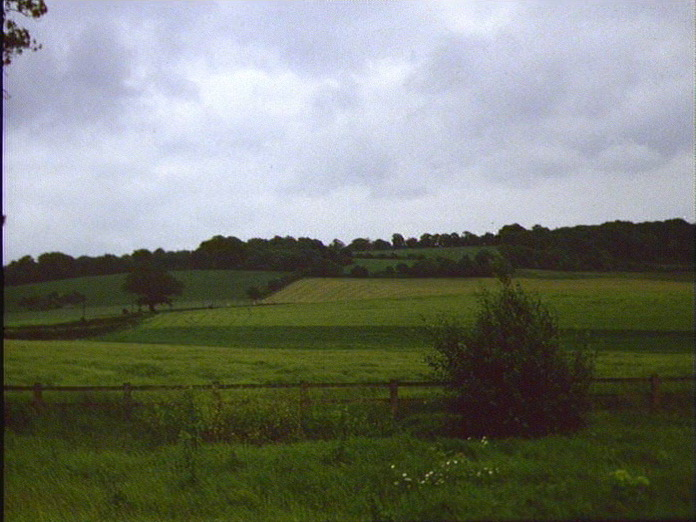 Knockholt Landscape-1986
