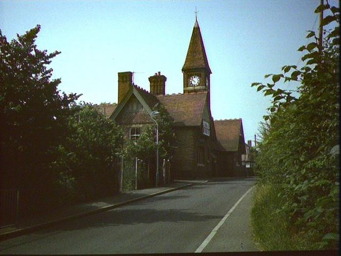 Harenc School,Rectory Lane.-1986