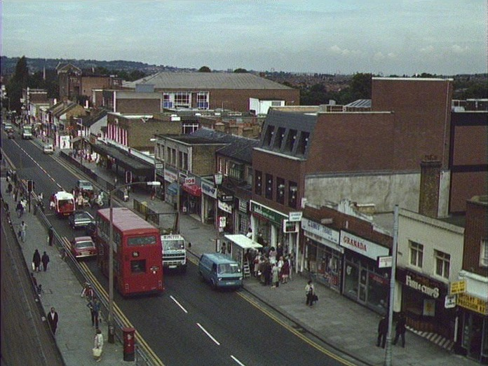 The Broadway, Bexleyheath-1986