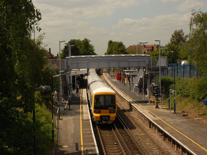 Bexleyheath Station 1.30 pm-2011