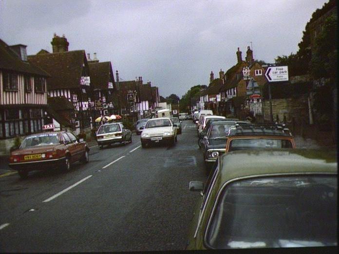 Mayfield High Street.-1986