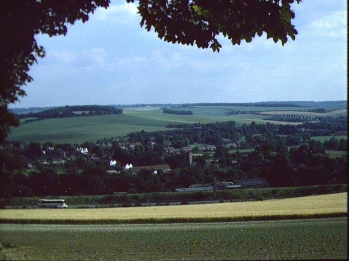 LANDSCAPE-EYNSFORD FARNINGHAM-1986