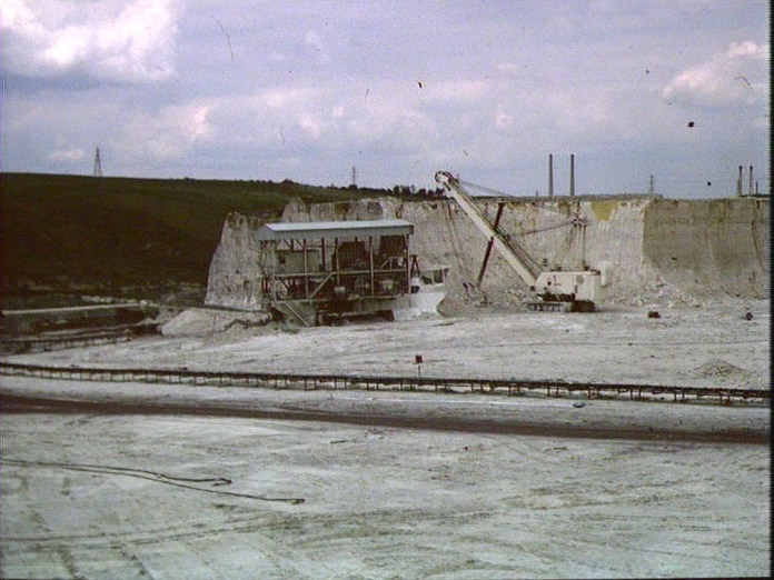 Mechanical Crusher and Digger.-1986