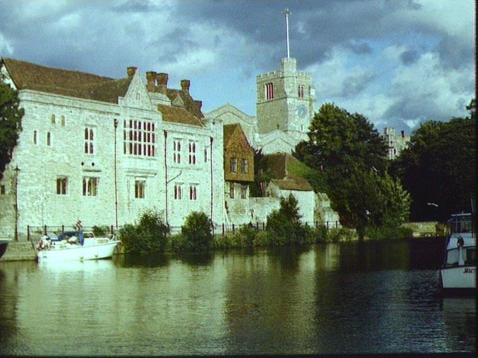 ARCHBISHOP'S PALACE, MAIDSTONE-1986