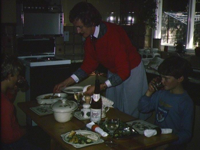 Sunday Dinner at Smarden-1986