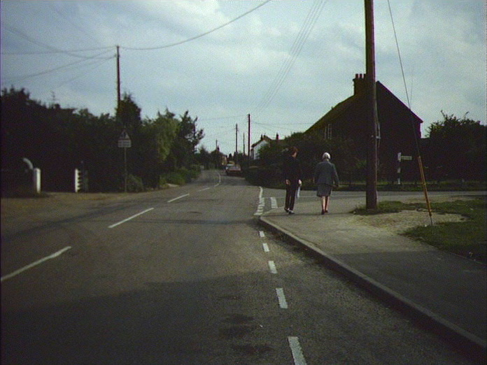 A VIEW OF THE HIGH STREET-1986