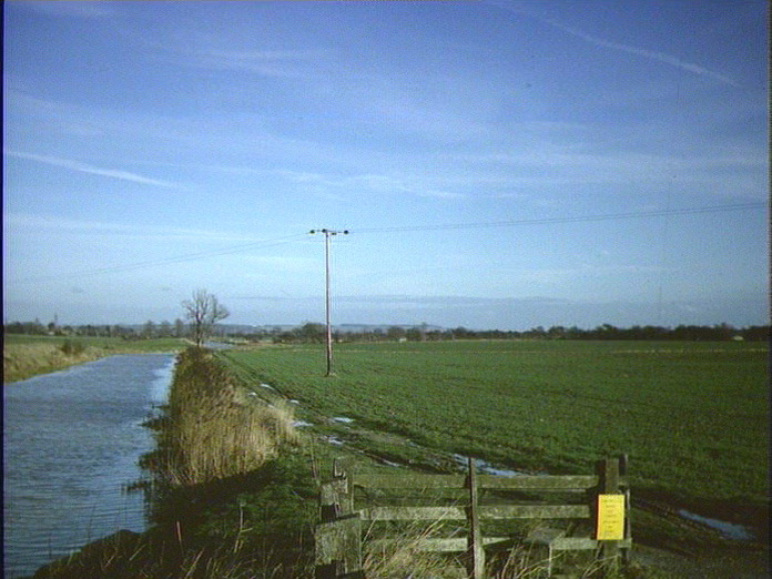 Hamstreet Military Canal-1986