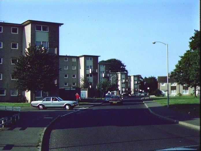 FLATS IN WEST KENNINGTON-1986
