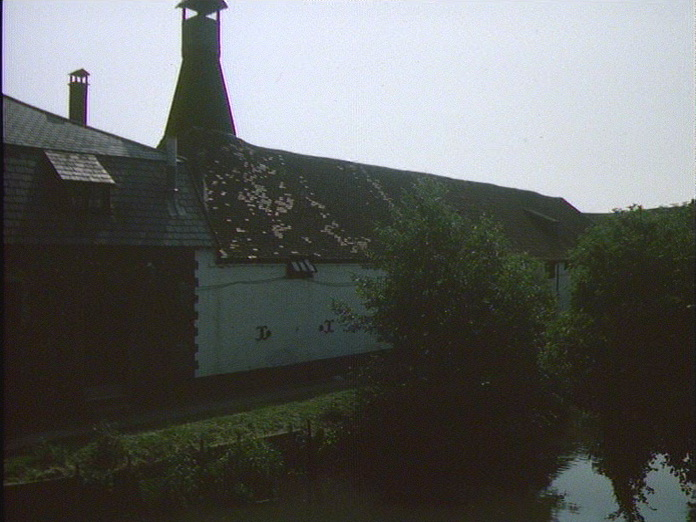 The Old Maltings, Stowmarket.-1986