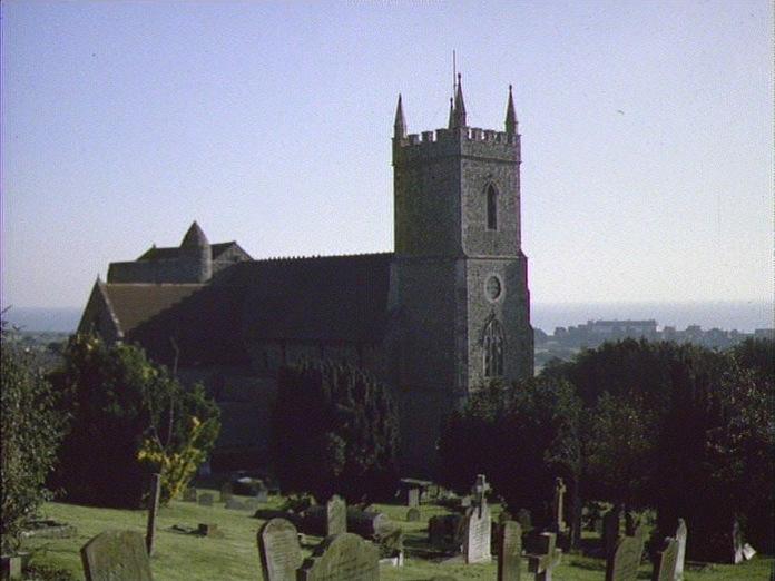 St. Leonards Church-1986