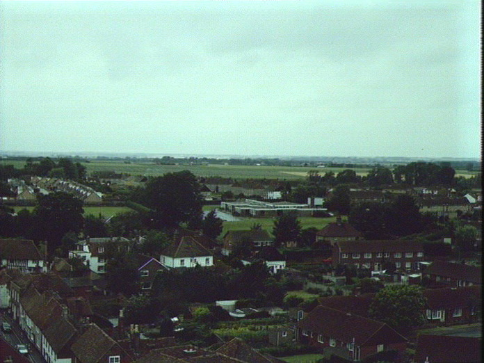 OVERVIEW OF ASH VILLAGE-1986