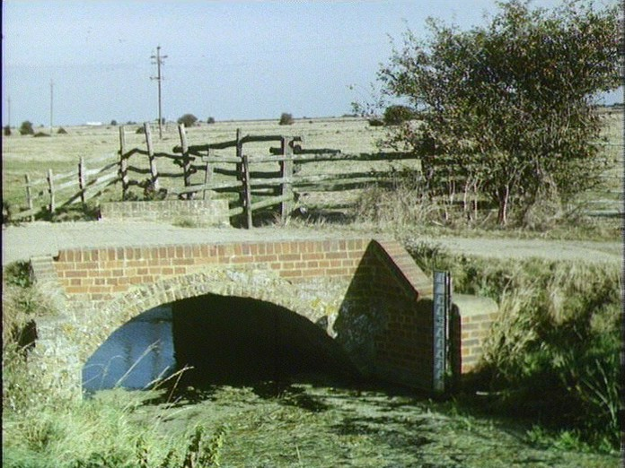 A Marsh Bridge-1986