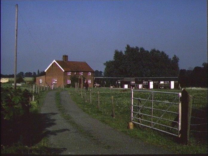 FARMHOUSE AT CLOPTON-1986