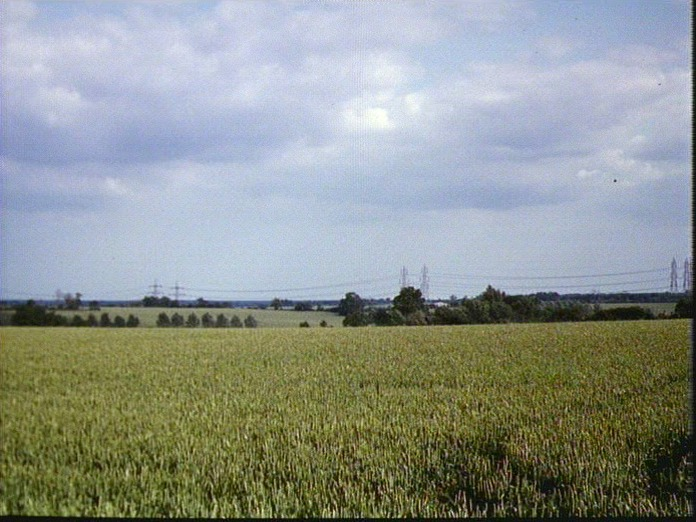 Countryside round Bredfield-1986