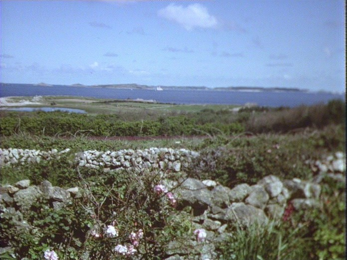 VIEW ST. AGNES,SCILLY-1986